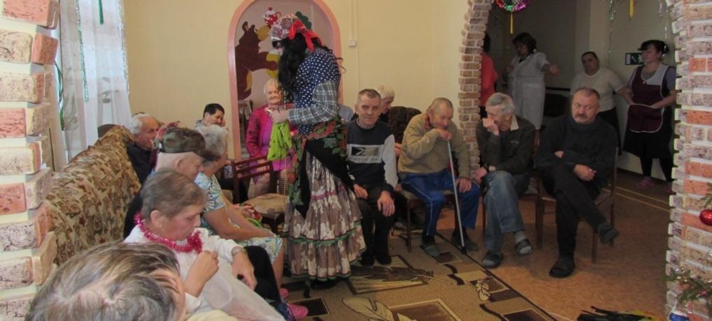 временного проживания граждан пожилого возраста и инвалидов